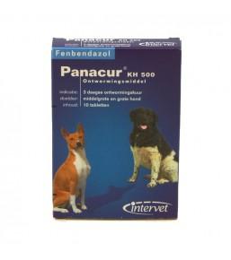 Panacur 500 KH - Comprimés pour chiens