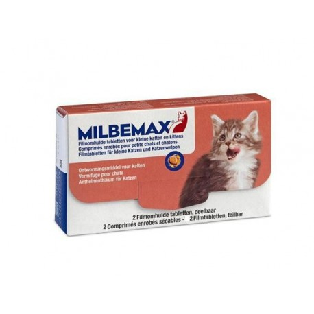 Milbemax Chatons et Petits Chats