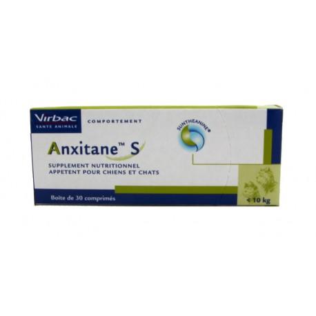 Anxitane S - Comprimés anti-stress pour chiens et chats