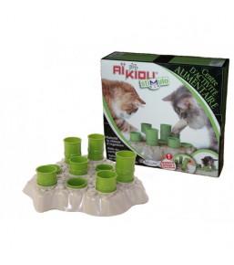 Stimulo, distributeur de croquettes pour chat / Aïkiou