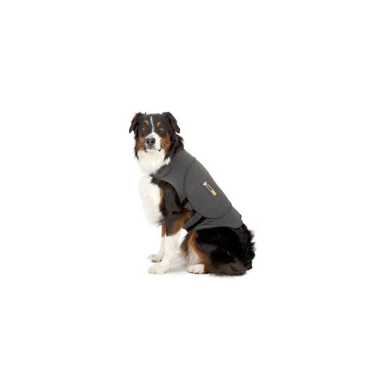 thundershirt t shirt pour la diminution du stress et de la peur chez le chien direct vet. Black Bedroom Furniture Sets. Home Design Ideas