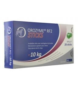 Orozyme RF2 Sticks - Stick dentaire aromatisé pour chien
