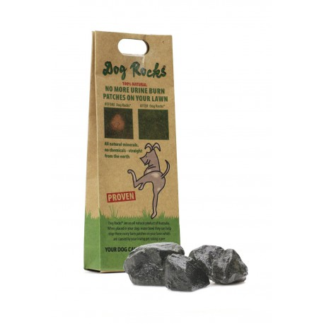 Dog Rocks - Pierres naturelles anti-tâches d'urine
