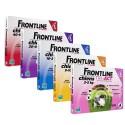 Frontline Tri-Act - Pipettes antipuces et antitiques
