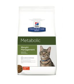 Hill's Prescription Diet Metabolic Feline Chat - Croquettes