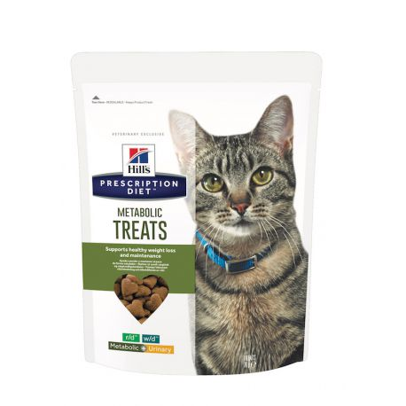 Friandises Hill's Prescription Diet Treats Metabolic Feline