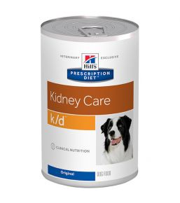 Hill's Prescription Diet Canine K/D 12x370 g - Boîtes