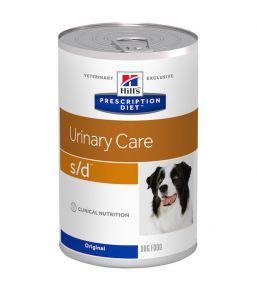 Hill's Prescription Diet S/D Canine (boîte) 12x370 g