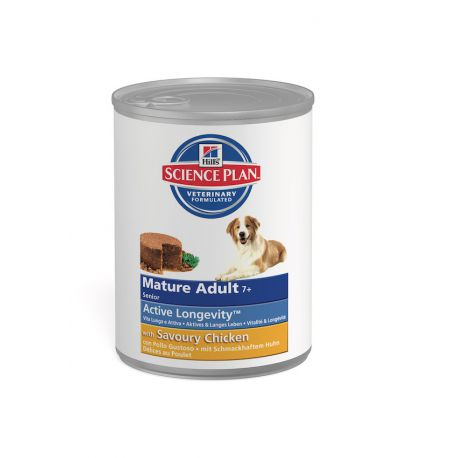 Hill's Science Plan Canine Mature Adult 7+ All Breeds- Boîtes