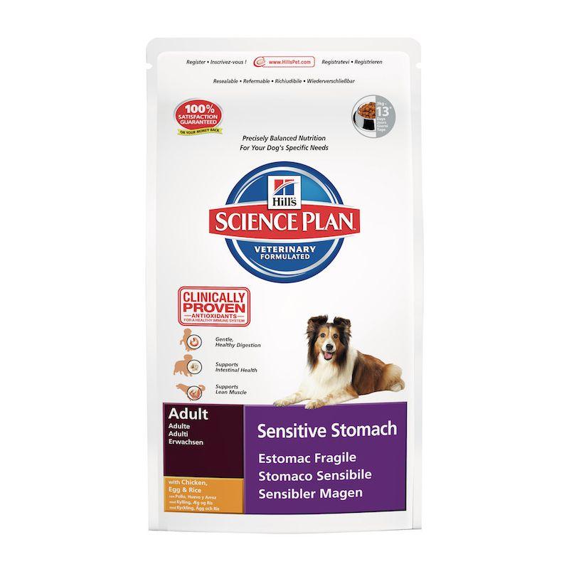 hill 39 s science plan canine adult sensitive stomach direct vet. Black Bedroom Furniture Sets. Home Design Ideas