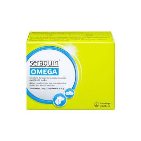 Seraquin Omega Chien x 60 comprimés