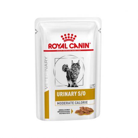 Royal Canin Urinary S/O - Moderate Calorie - Sachets fraîcheurs