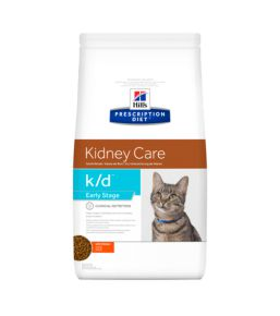 Hill's Prescription Diet k/d Early Stage Feline - Croquettes