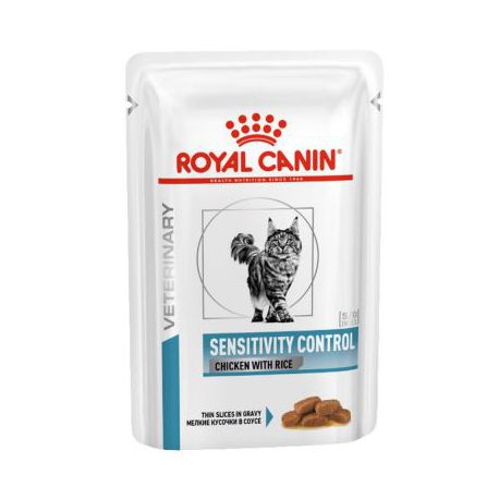 Royal Canin Sensitivity Control chat - Sachets fraîcheurs