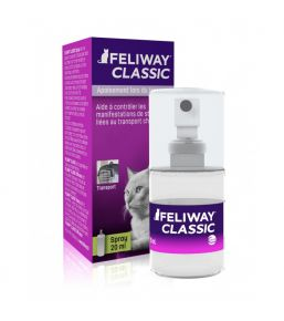 Feliway Classic 20 mL - Anti-stress pour chat