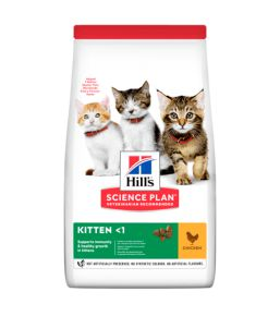 Hill's Science Plan Chaton au Poulet