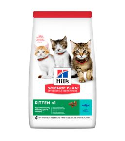 Hill's Science Plan Chaton au Thon - Croquettes