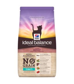 Hill's Ideal Balance Feline Adult No Grain Thon/Pomme de terre
