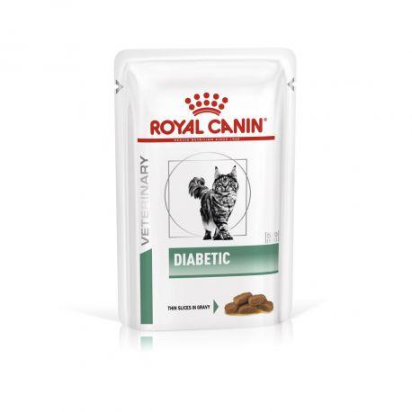 Royal Canin Diabetic chat - Sachets fraîcheurs