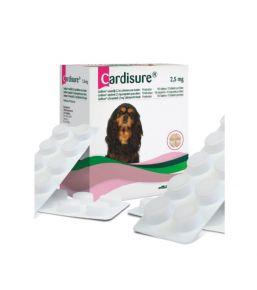 Cardisure 2,5 mg comprimés pour chien