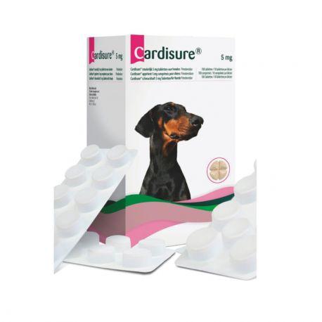 Cardisure 5 mg comprimés pour chien