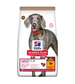 Hill's Science Plan Canine Adult Grande Race No Grain Poulet