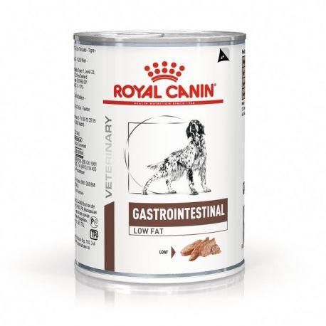 Royal Canin Gastro Intestinal Low Fat Chien - Boîtes