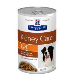 Hill's™ Prescription Diet Canine K/D Mijoté au poulet et légumes - Boîtes