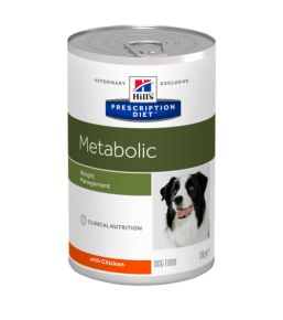 Hill's Prescription Diet Metabolic Canine - Boîtes