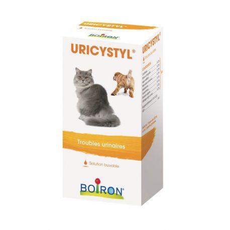 Uricystyl - Médicament homéopathique pour les troubles urinaires des chiens et chats