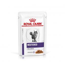 Royal Canin Neutered Balance chat - Sachets fraîcheurs