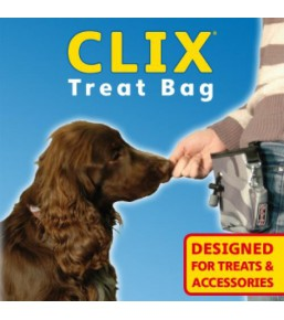 Clix - Sacoche Treat Bag pour friandises