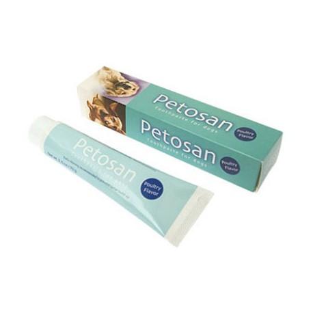 Petosan - Dentifrice pour chiens et chats