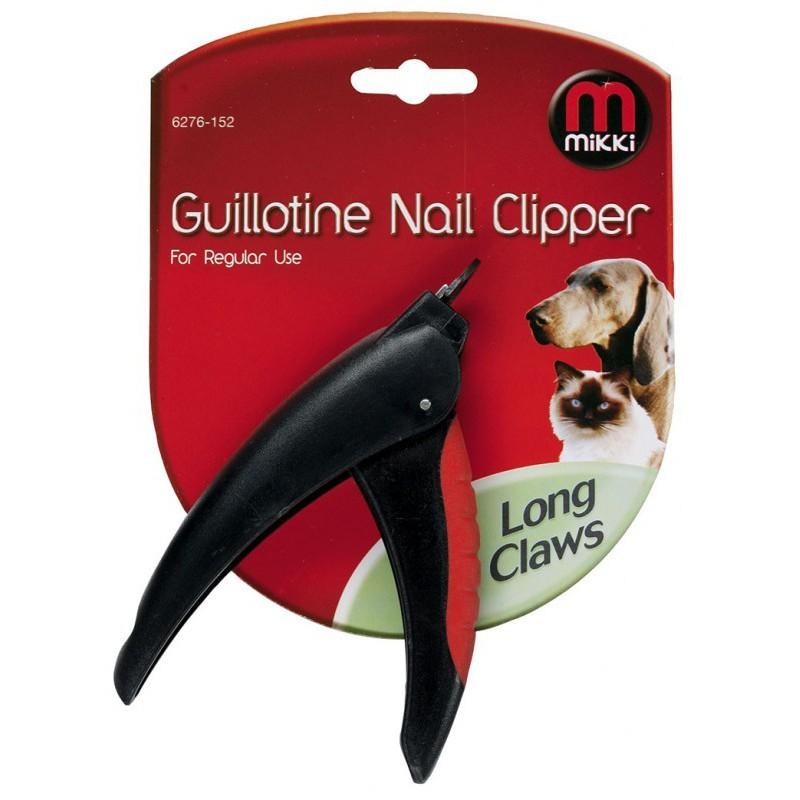 Nail clipper coupe ongle pour chiens et chats mikki direct vet - Couper les ongles des chats ...