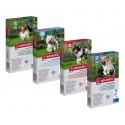 Advantix - Pipettes anti-tiques et anti-puces pour chiens