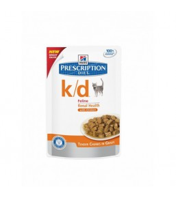 Hill's Prescription Diet k/d Feline Sachet