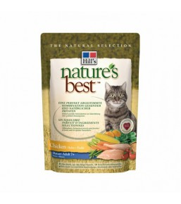 Nature's Best Feline Mature Adult 7+