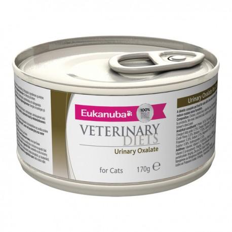 Eukanuba Veterinary Diets Urinary Oxalate Cat Boîtes 12x170 g