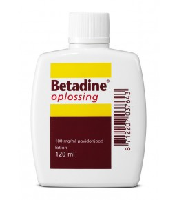 Betadine - Solution désinfectante
