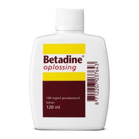 Betadine - Solution désinfectante